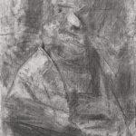 Sans titre - Dessin - David Kennedy, Artiste Peintre - Paris