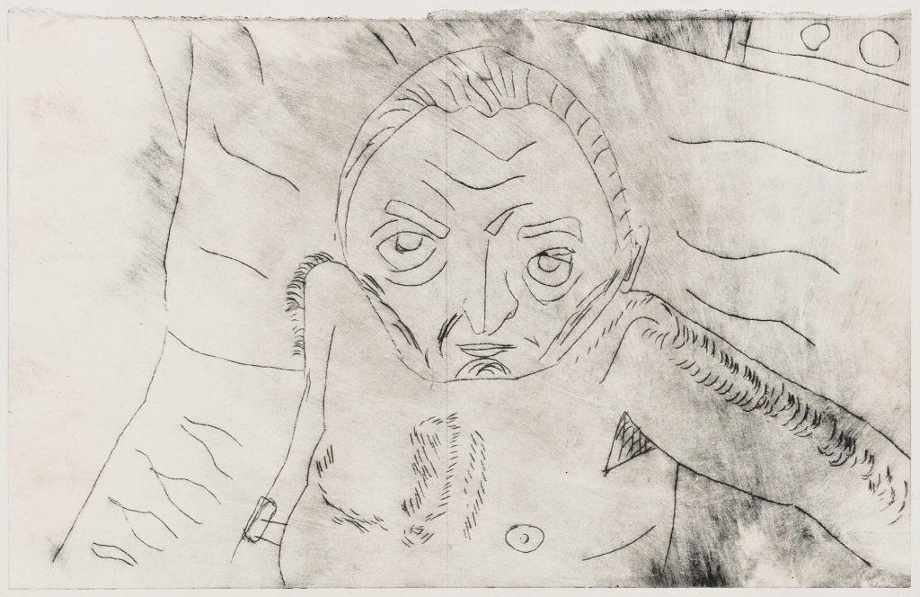 Gravures de David Kennedy - Artiste Peintre Paris : Jean-Paul Sroussi