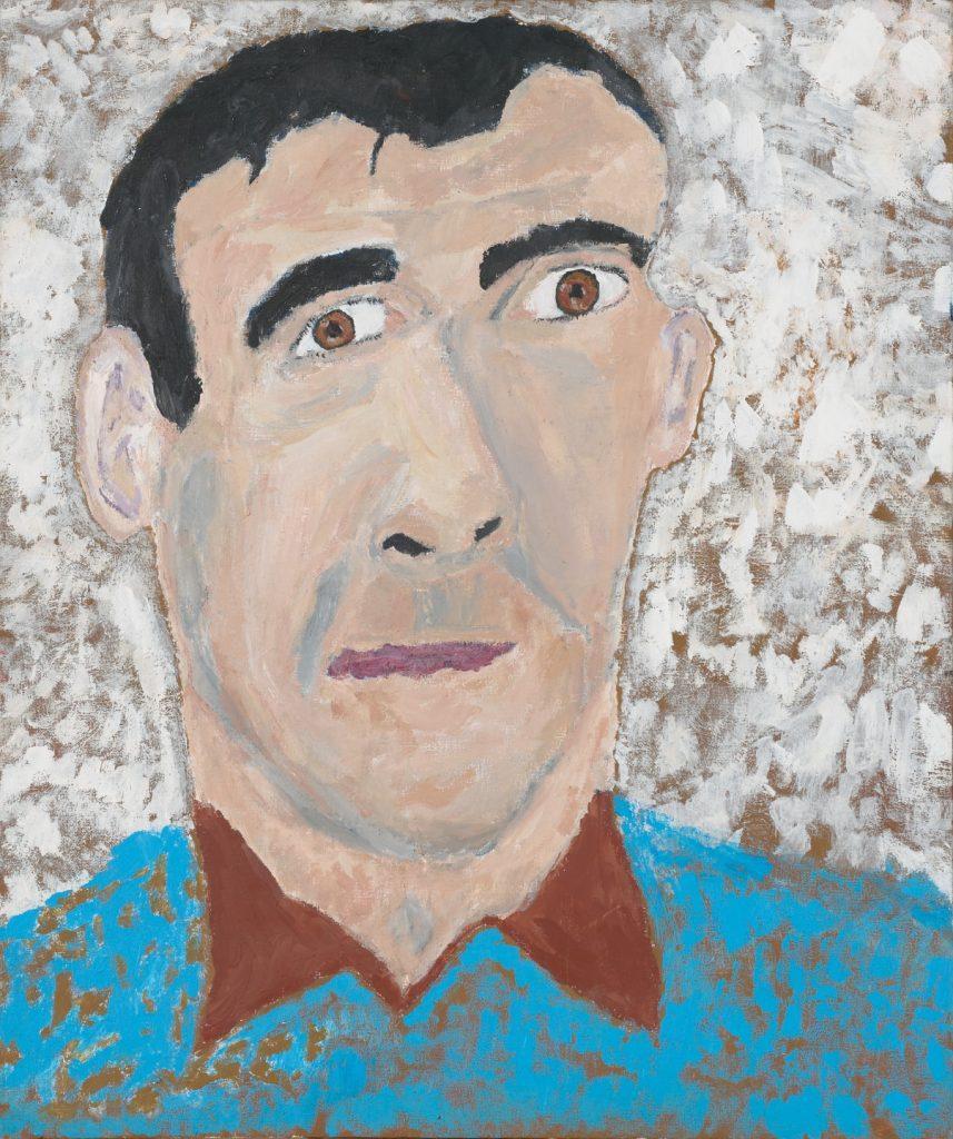 Tableau contemporain - Peinture à l'huile : Claude