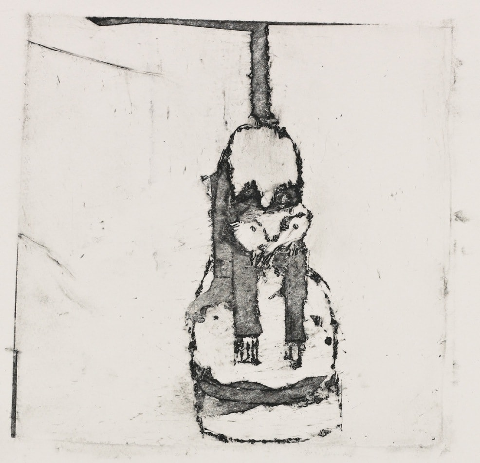 Chat : Gravure - David Kennedy artiste peintre, paris